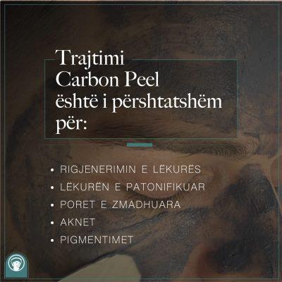 Carbon Peel San Luca Medical Clinic